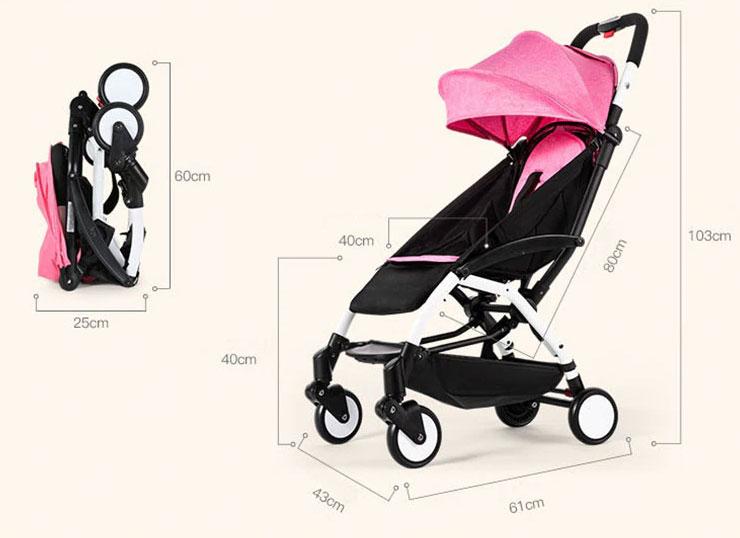 עדכון מעודכן טיולון עגלת יויה - Original Yoya Baby Stroller - רעות תקני לי QC-07