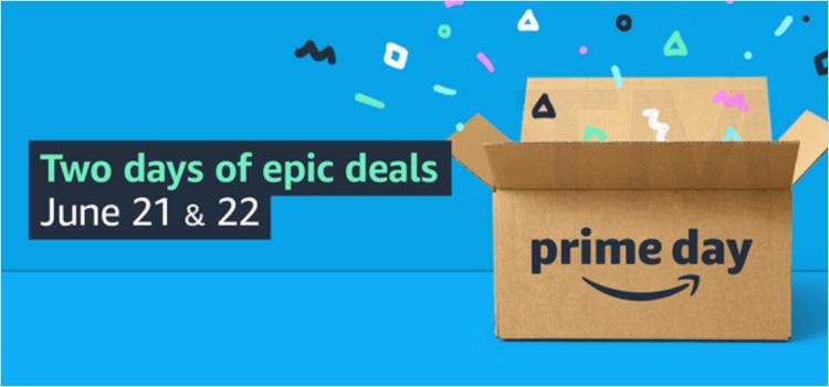החגיגה הכי גדולה של Amazon אמזון – Prime Day פריים דיי