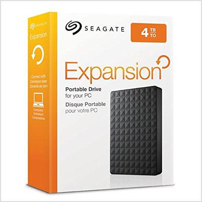 כולם חדשים דיסק קשיח הארד דיסק 4 טרה של סיגייט - Seagate Expansion 4TB SC-08