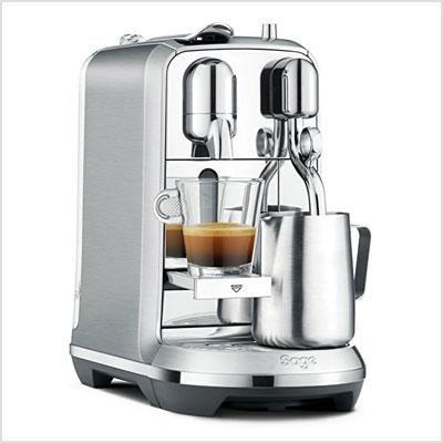 להפליא מכונת אספרסו נספרסו קריאטיסטה פלוס - Nespresso Creatista Plus RG-92