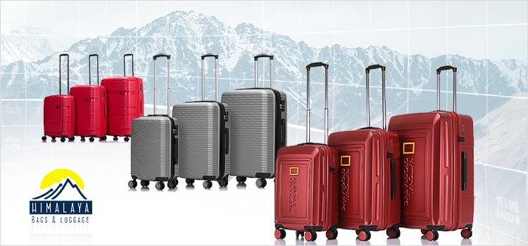 הפריט הכי חשוב לנסיעות שלכם – מזוודות!