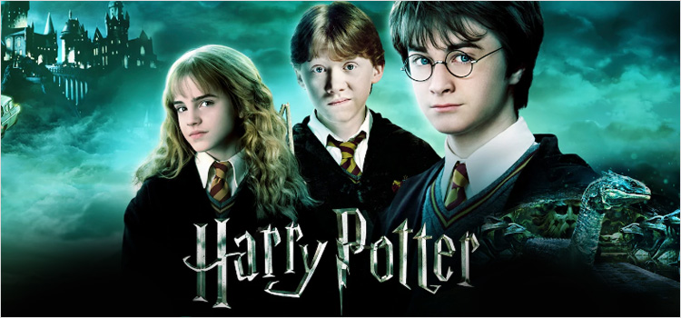 20 שנה להארי פוטר – Harry Potter