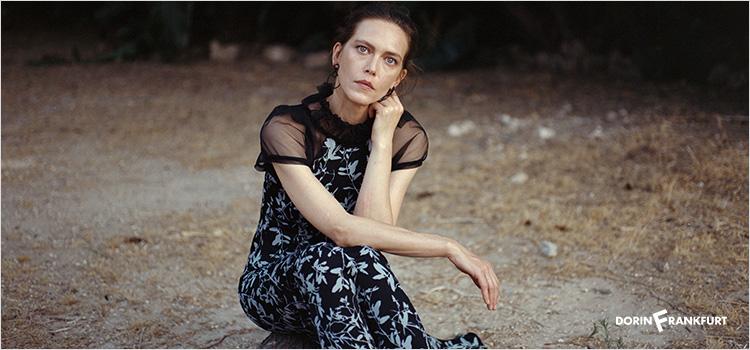 אגדת אופנה על זמנית משלנו – דורין פרנקפורט