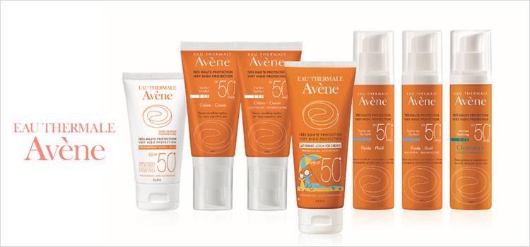 Avene טיפוח שאוהב עור רגיש