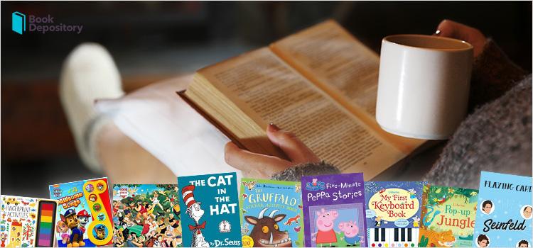 הכירו את Book Depository בוק דיפוזיטורי – סיפור אהבה