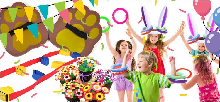 המדריך להפעלות יום הולדת ביתיות