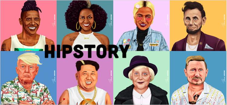 HIPSTORY – כל המנהיגים קופצים רוקדים