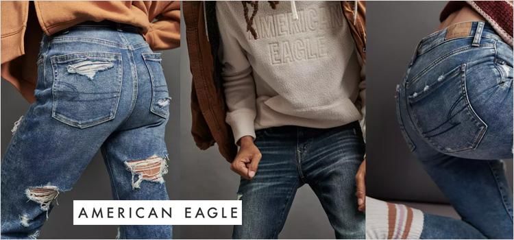 הנשר נוחת בענק – הכירו את אמריקן איגל האמריקאי American Eagle & Aerie