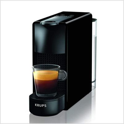 מכונת קפה נספרסו אסנזה מיני Krups Nespresso XN1108 Essenza Mini coffee capsule machine