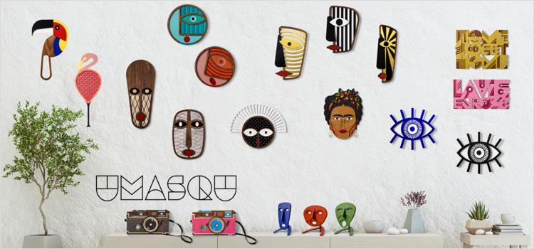UMASQU – הסטייל מאחורי המסכה