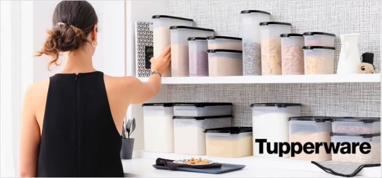 טאפרוור Tupperware – כלים לחיים