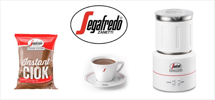 מקציף חלב חם/קר ושוקו איטלקי של סגפרדו Segafredo – השילוב המושלם לסתיו